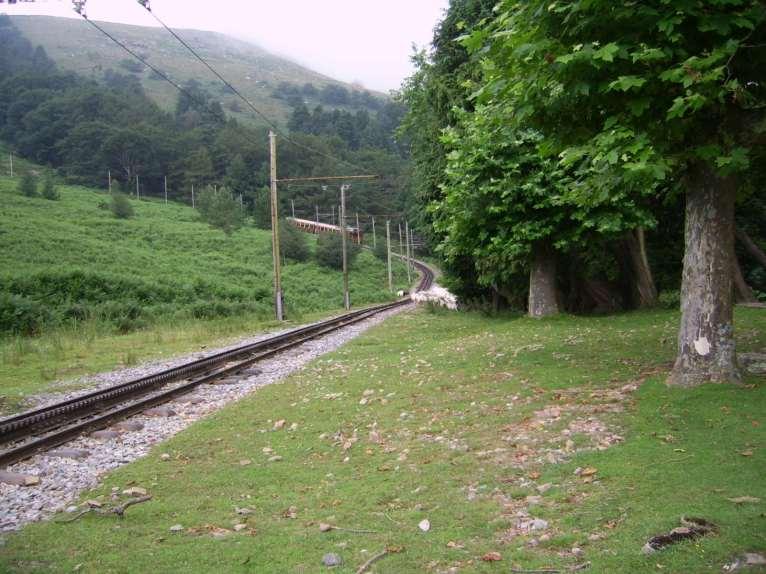 J3 19 train de la Rhune
