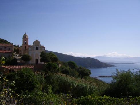 J13 4 Cargèse église Santa Maria Assunta