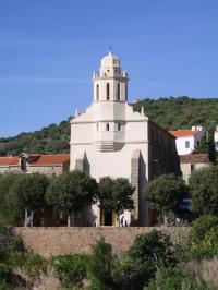 J13 6 Cargèse église Saint Spyridon