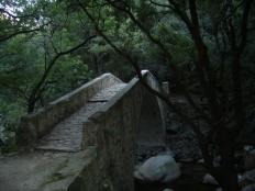J9 7 pont de Zaglia qui enjambe le Tavulella