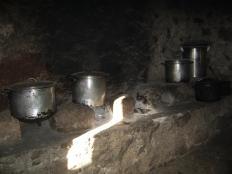 Ancienne cuisine chez Bibi à Paul